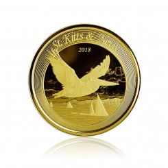 1 Unze Gold St. Kitts & Nevis Pelican Mini