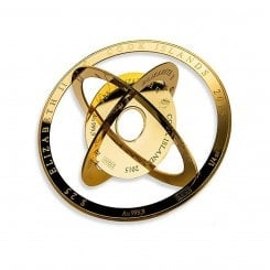 1 Unze Armillary Goldmünzen (Cook Islands)  Mini