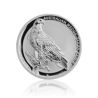 1 Unze Silber Wedge Tailed Eagle 2016
