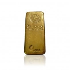 1kg Goldbarren Rothschild Mini
