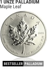Palladium Bestseller Maple Leaf